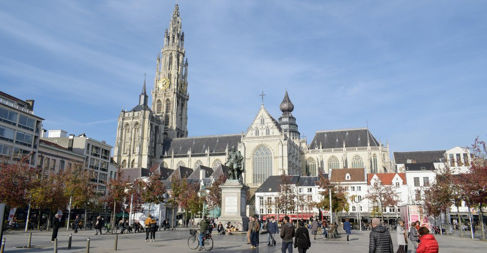 Place of the day - Onze-Lieve-Vrouwekathedraal, Antwerpen