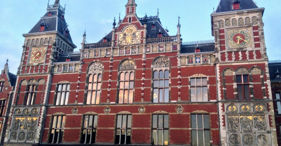 Place of the day - Centraal Station, Gemeente Amsterdam