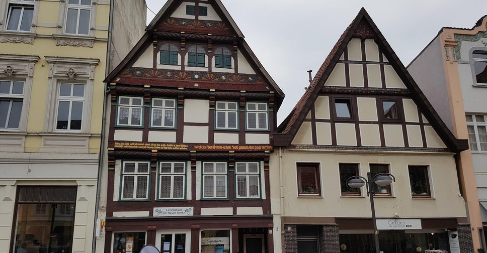 Place of the day - Building, Herford