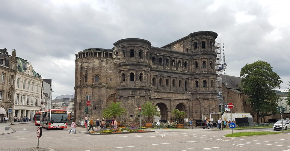 Place of the day - Porta Nigra, Trier