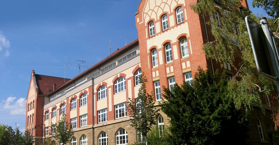 Place of the day - Osterholzschule, Ludwigsburg