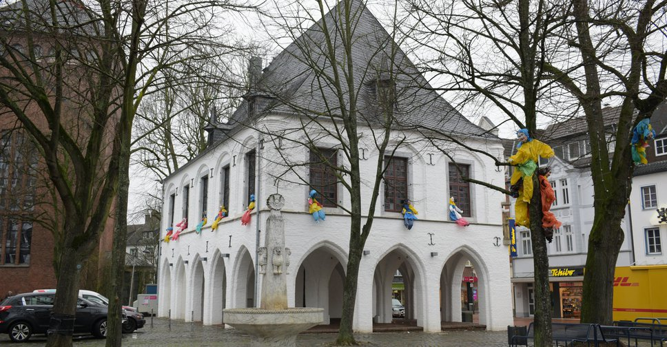 Place of the day - Altes Rathaus, Erkelenz
