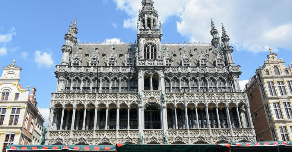 Place of the day - Maison du Roi - Broodhuis, Bruxelles-Capitale