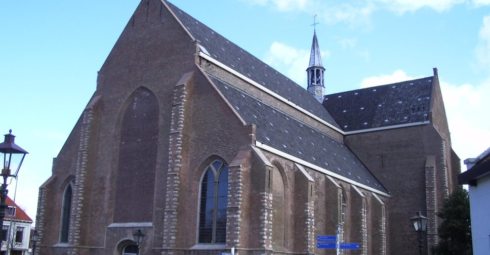 Place of the day - Johannes de Doperkerk, Schouwen-Duiveland